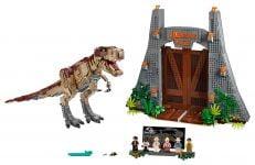LEGO Jurassic World 75936 Jurassic Park: T. Rexs Verwüstung - © 2019 LEGO Group
