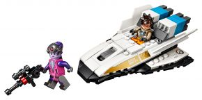 LEGO Overwatch 75970 Tracer vs. Widowmaker