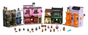 LEGO Harry Potter 75978 Winkelgasse