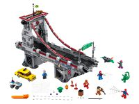 LEGO Super Heroes 76057 Spider-Man: Ultimatives Brückenduell der Web-Warriors
