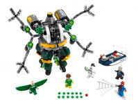 LEGO Super Heroes 76059 Spider-Man: Doc Ocks Tentakelfalle - © 2016 LEGO Group