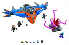 LEGO Super Heroes 76081 Guardians of the Galaxy - The Milano vs. The Abilisk