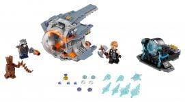 LEGO Super Heroes 76102 Thors Stormbreaker Axt - © 2018 LEGO Group