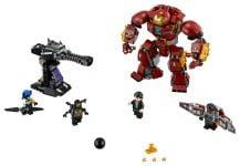 LEGO Super Heroes 76104 Der Hulkbuster - © 2018 LEGO Group