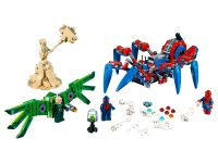 LEGO Super Heroes 76114 Spider-Man's Spider Crawler - © 2018 LEGO Group