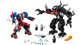 LEGO Super Heroes 76115 Spider Mech vs. Venom - © 2019 LEGO Group
