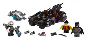LEGO Super Heroes 76118 Batcycle-Duell mit Mr. Freeze™