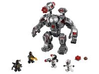 LEGO Super Heroes 76124 War Machine Buster - © 2019 LEGO Group