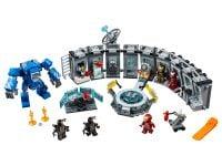 LEGO Super Heroes 76125 Iron Mans Werkstatt - © 2019 LEGO Group