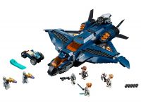 LEGO Super Heroes 76126 Ultimativer Avengers-Quinjet