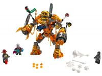 LEGO Super Heroes 76128 Duell mit Molten Man - © 2019 LEGO Group