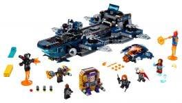 LEGO Super Heroes 76153 Avengers Helicarrier - © 2020 LEGO Group