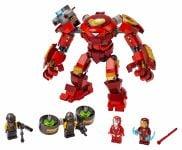 LEGO Super Heroes 76164 Iron Man Hulkbuster vs. A.I.M.-Agent - © 2020 LEGO Group
