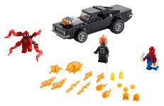 LEGO Super Heroes 76173 Spider-Man und Ghost Rider vs. Carnage