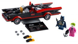 "LEGO Super Heroes 76188 Batmobile™ aus dem TV-Klassiker ""Batman™"""