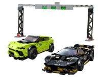 LEGO Speed Champions 76899 Lamborghini Urus ST-X & Lamborghini Huracán Super Trofeo EVO - © 2020 LEGO Group