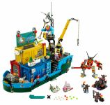 LEGO Monkie Kid 80013 Monkie Kids geheime Teambasis