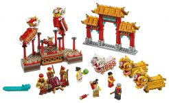 LEGO Seasonal 80104 Lion Dance