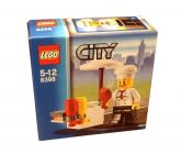 LEGO City 8398 LEGO® CITY Grillstand 8398