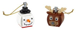 LEGO Seasonal 854050 Snowman & Reindeer Duo