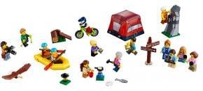 LEGO City 60202 Stadtbewohner – Outdoor-Abenteuer - © 2018 LEGO Group