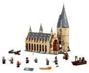 LEGO Harry Potter 75954 Die große Halle von Hogwarts - © 2018 LEGO Group