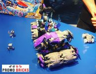 LEGO Nexo Knights 70356 Stone Colossus of Ultimate Destruction