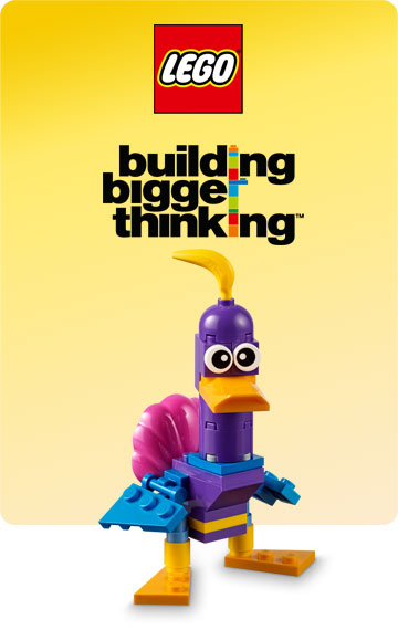 Building Bigger Thinking